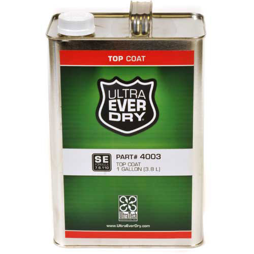 4003 Ultra Ever Dry Top Coat, 1 Gallon Water Repellent