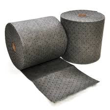 "SFG-91 Absorbent Roll, Universal, Gray, 16"" x 150 ft., Heavy Weight, 2 PK"