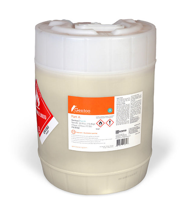 Ultra Tech 4703 Gentoo Clear Hydrophobic Water RepellinG CoatinG - 5 Gallon Part B