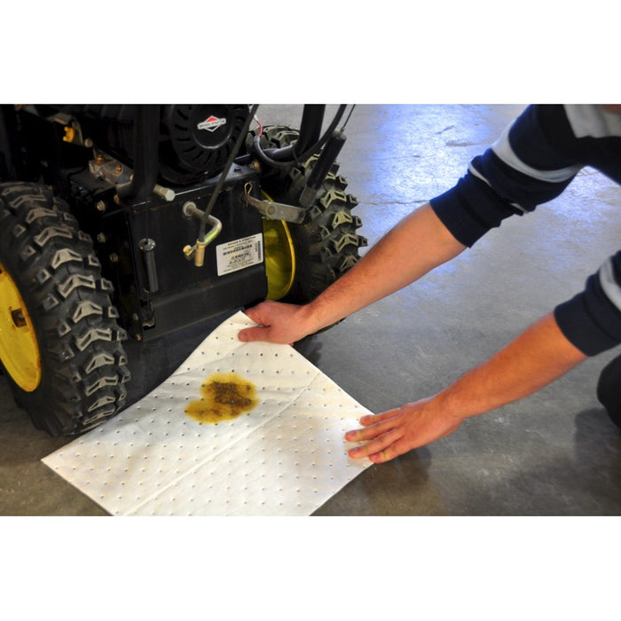 Z-72 Medium Absorbent Pad for Oil-Based Liquids