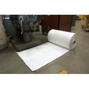 "SFO-97 Absorbent Roll, Oil-Only, Medium, White,  32"" x 150 ft."