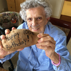 100th Birthday Gift