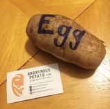 Mail A Custom Anonymous Potato - AnonymousPotato