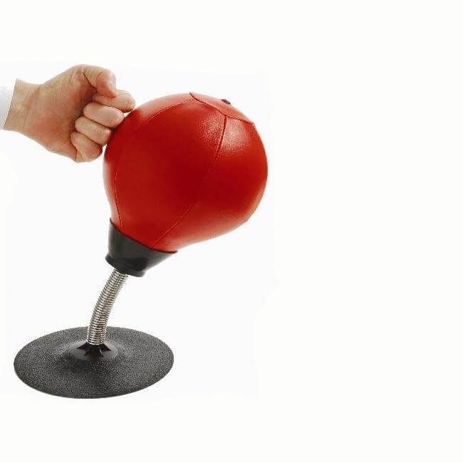 Desktop Top Punching Bag - AnonymousPotato