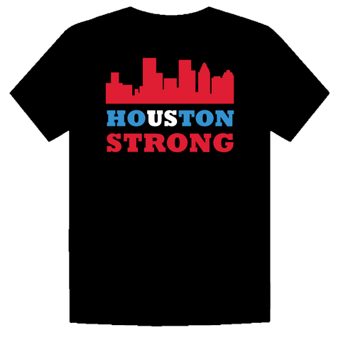 Houston Strong - Hurricane Harvey Relief Shirt