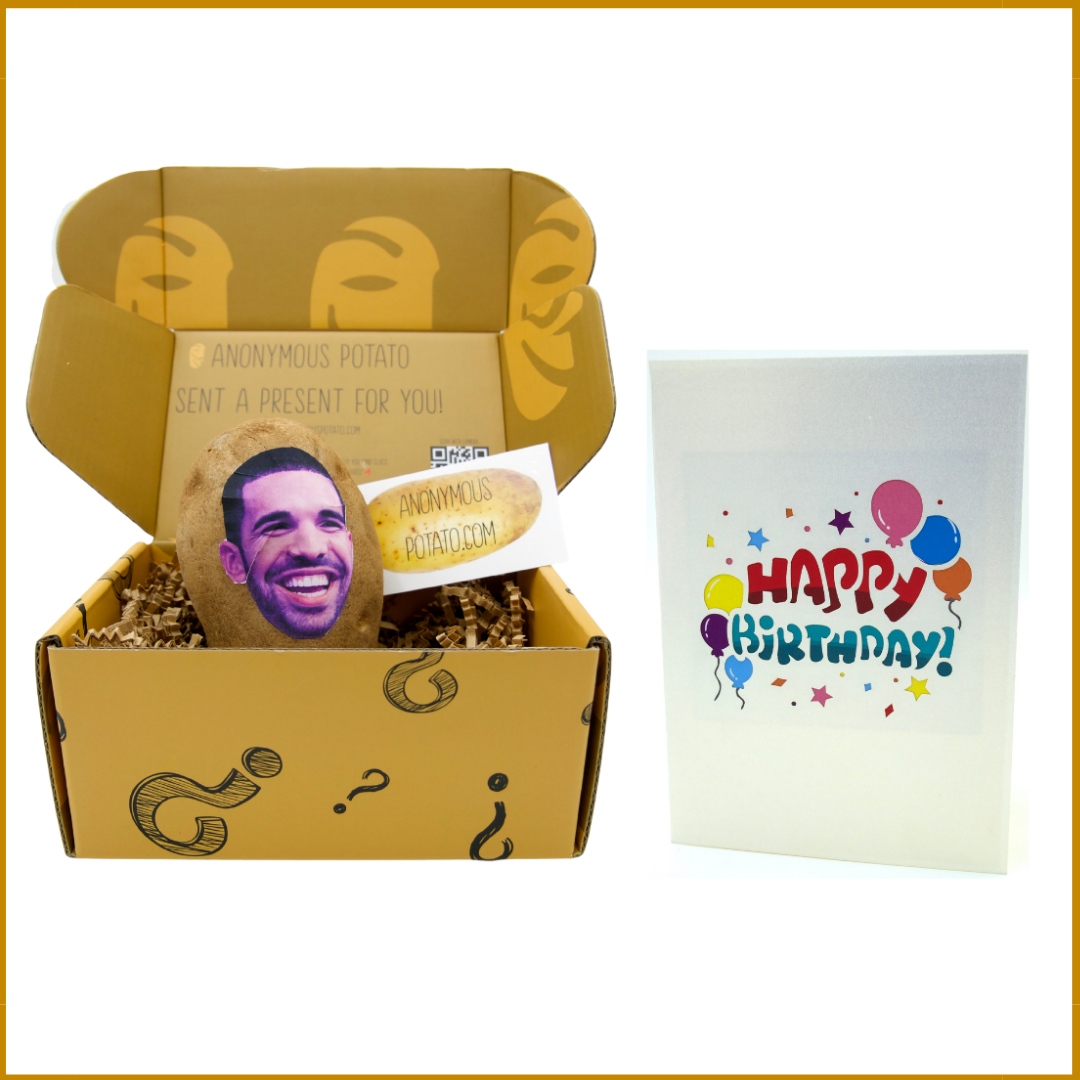 Potato Birthday Bundle
