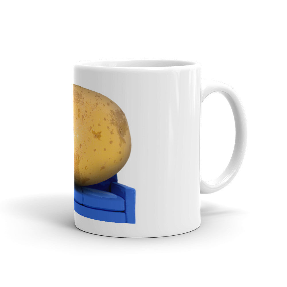 Couch Potato Coffee Mug - AnonymousPotato