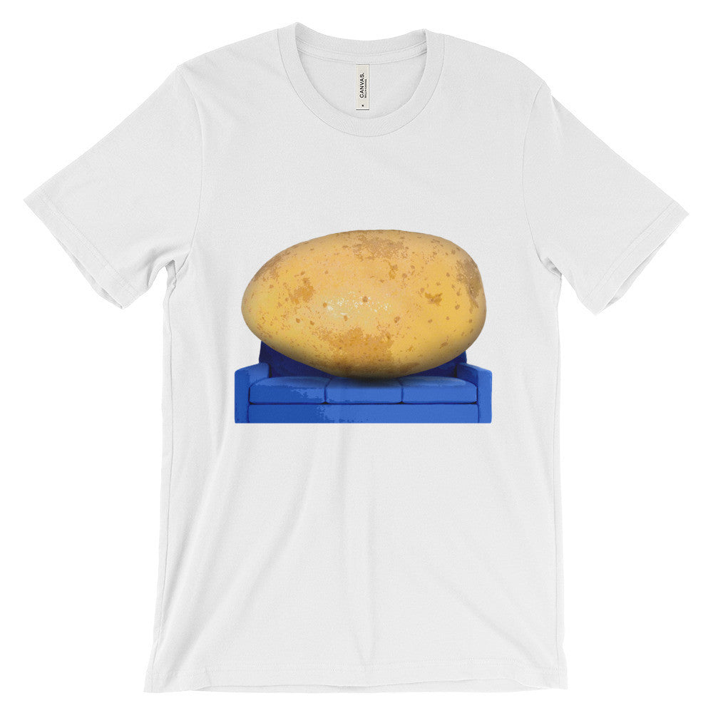 Couch Potato T-shirt - AnonymousPotato