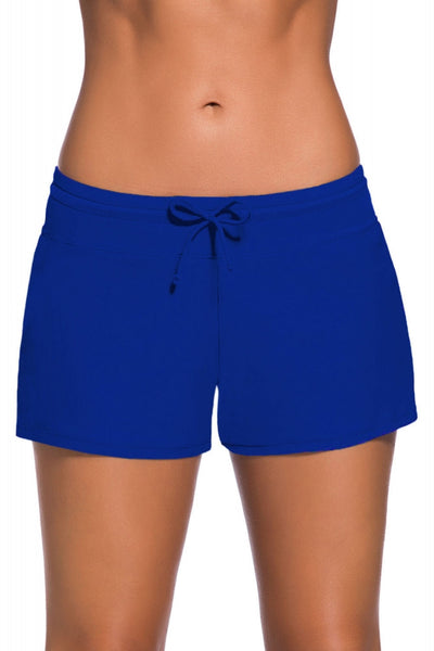 Royal Blue Womens Swim shorts
