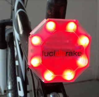LucidBRAKE Basic Brake Lights - LucidBrakes