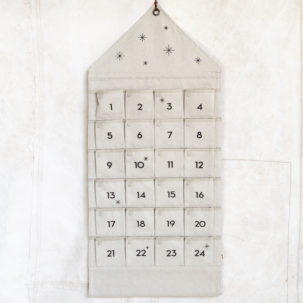 Star Advent Calendars by Ferm LIVING - The Lost + Found Department