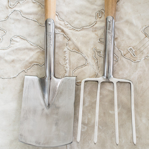 Burgon & Ball Budding Gardener Fork and Spade