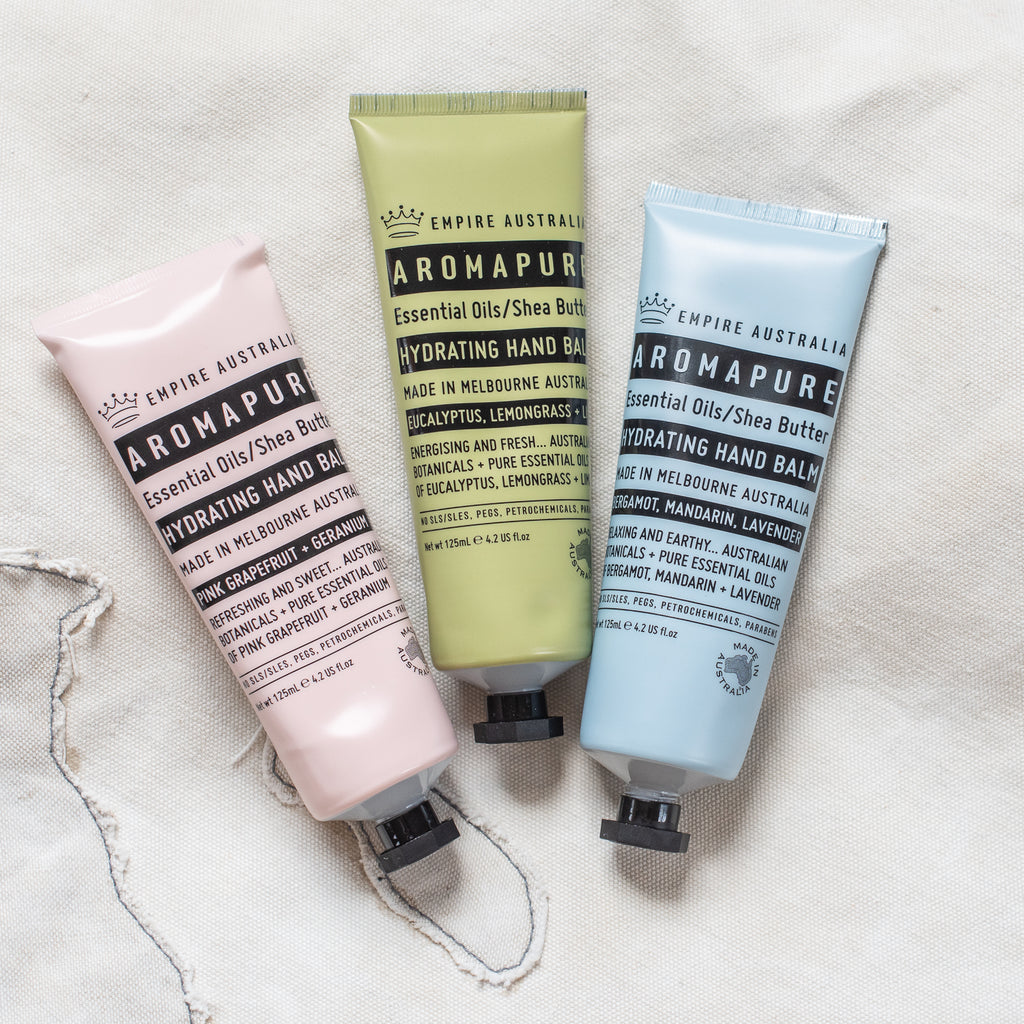 Empire Hydrating Hand Balms - The Lost + Found Department