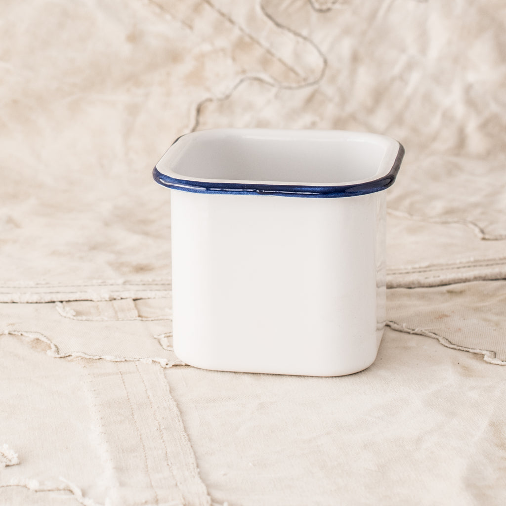 Essential Enamel Utility Container - The Lost + Found Department