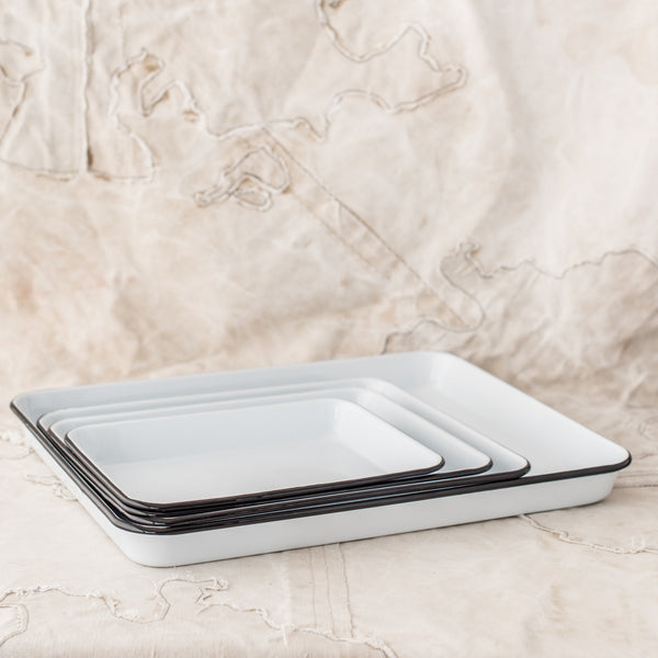 Enamel  Baking Trays - The Lost + Found Department