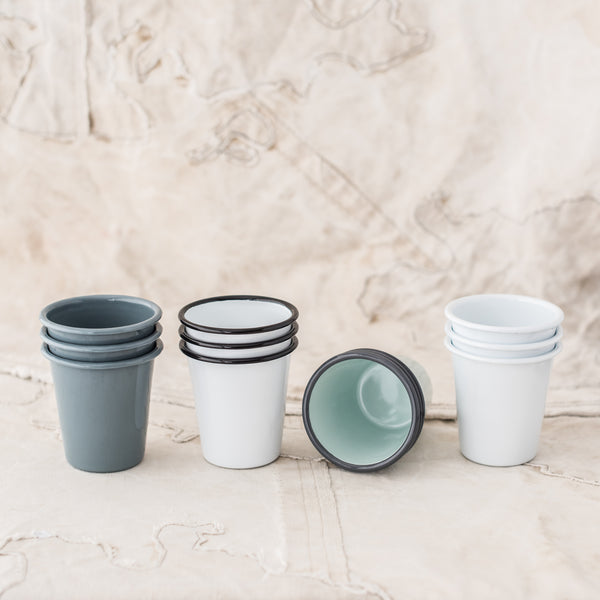 Enamel Tumblers - The Lost + Found Department