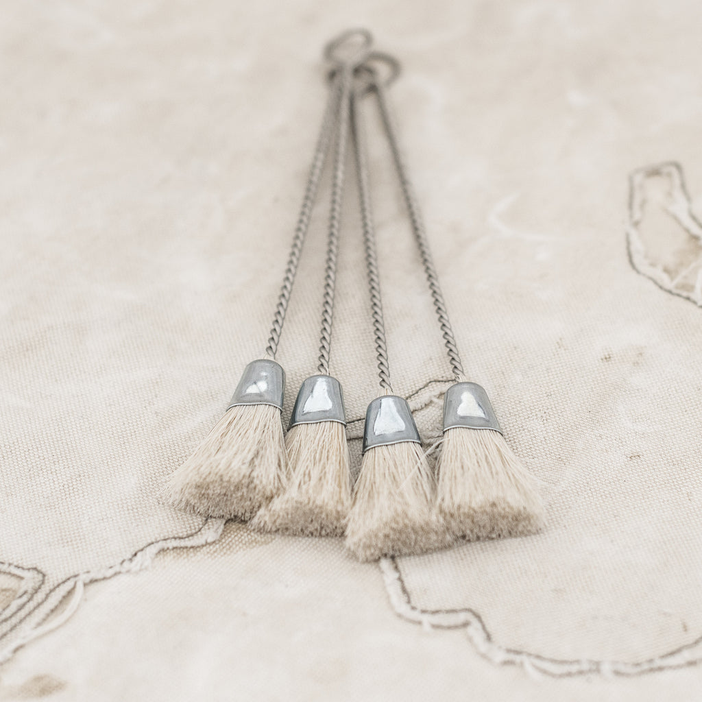 * Pastry Brush White Wire $14.95 - The Lost + Found Department