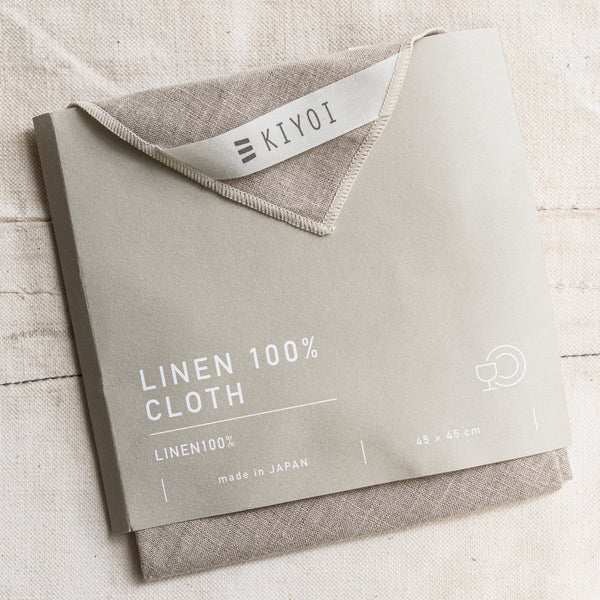 Japanese Linen Kitchen Cloth - The Lost + Found Department