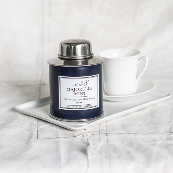 Bellocq Tea New York - No.38 Majorelle Mint - The Lost + Found Department