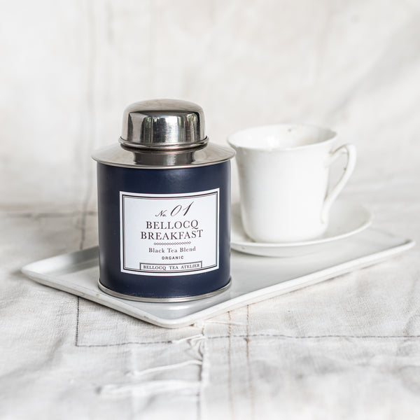 Bellocq Tea New York - No.1 Breakfast - The Lost + Found Department