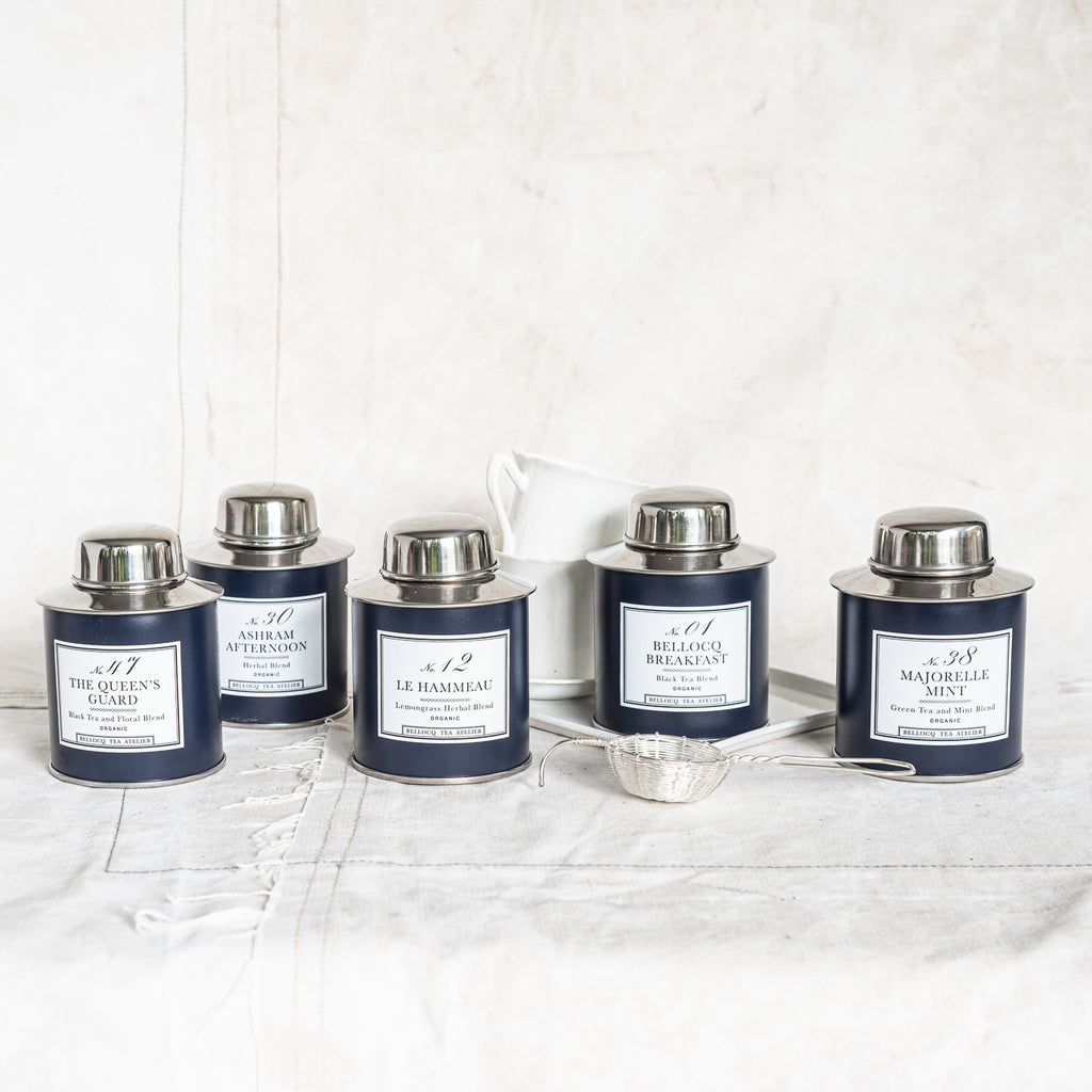 Bellocq Tea New York - No.11 White Peony - The Lost + Found Department