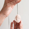 Marcie McGoldrick Porcelain Cameo Pendants - Medusa - The Lost + Found Department