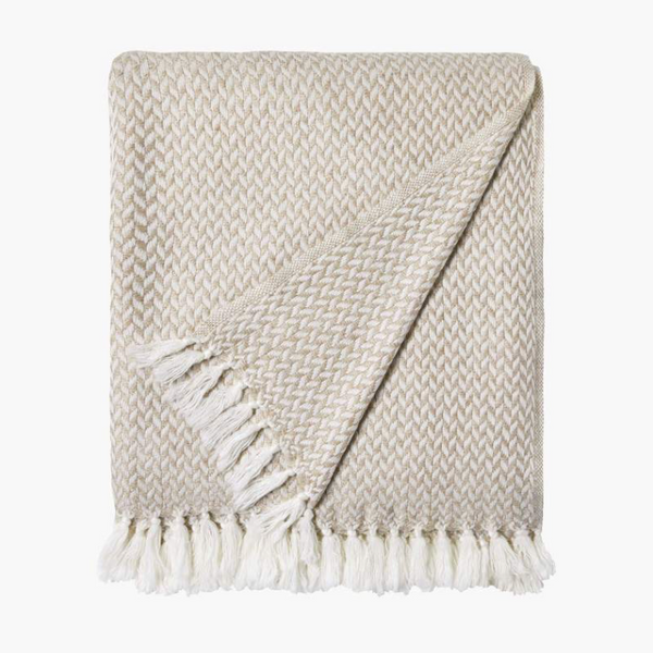 Cashmere Throw - The Lost + Found Department