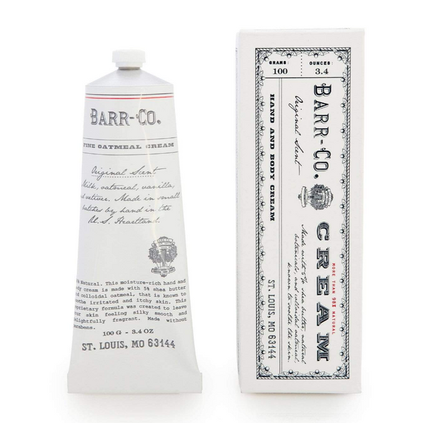 Barr & Co Hand Cream 100ml - The Lost + Found Department