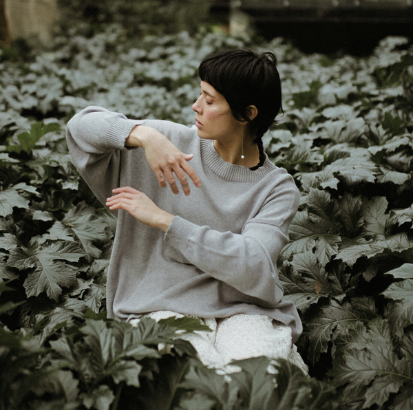 Francie Dew Cotton Knit - The Lost + Found Department