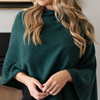 100% Cashmere Topper - The Lost + Found Department