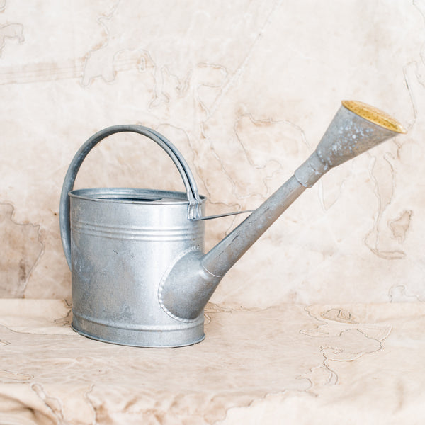Burgon & Ball Galvenised Watering Can