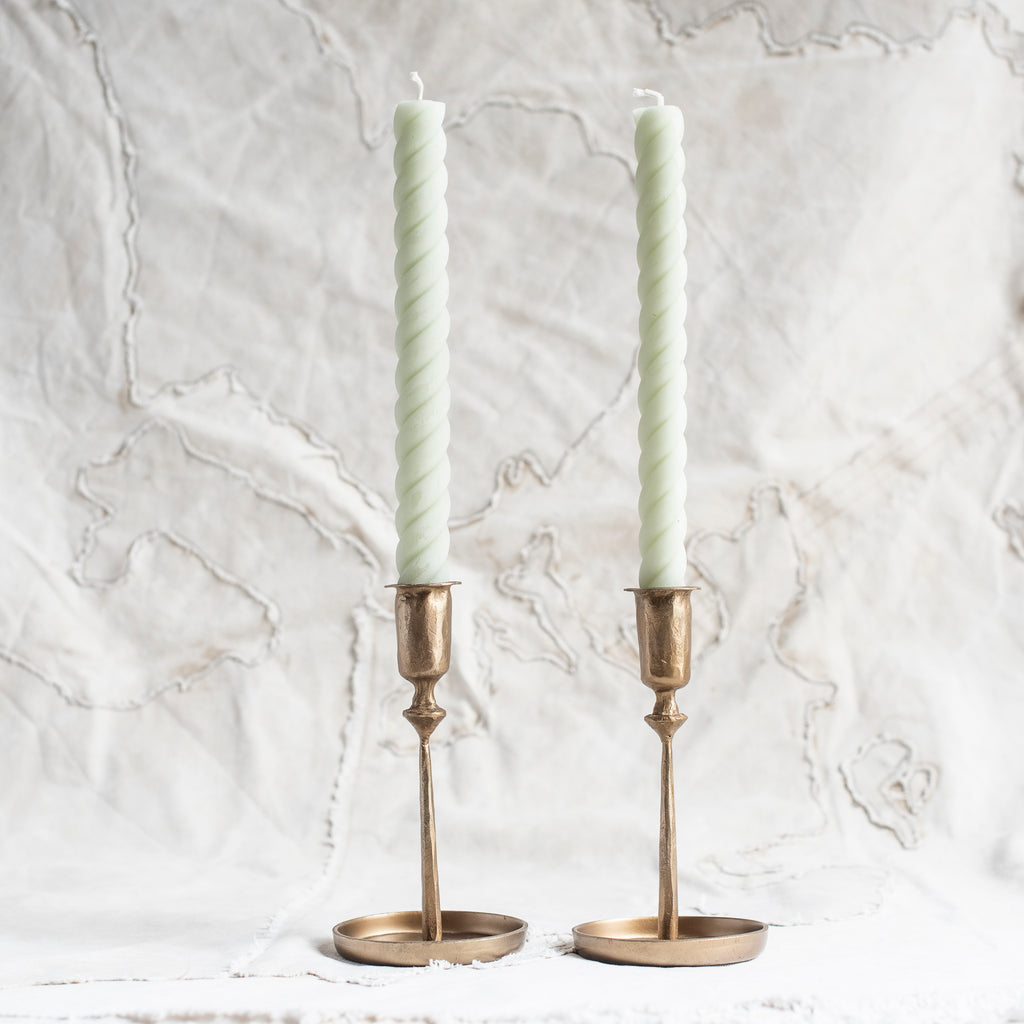 Tapered Candle Holder - The Lost + Found Department