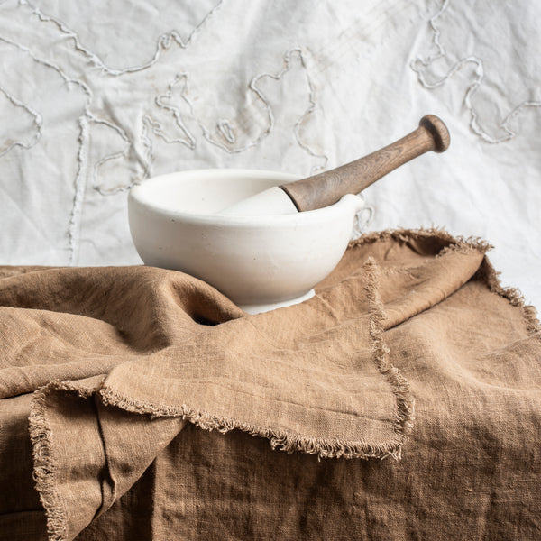 Swedish Linen Tablecloth - The Lost + Found Department