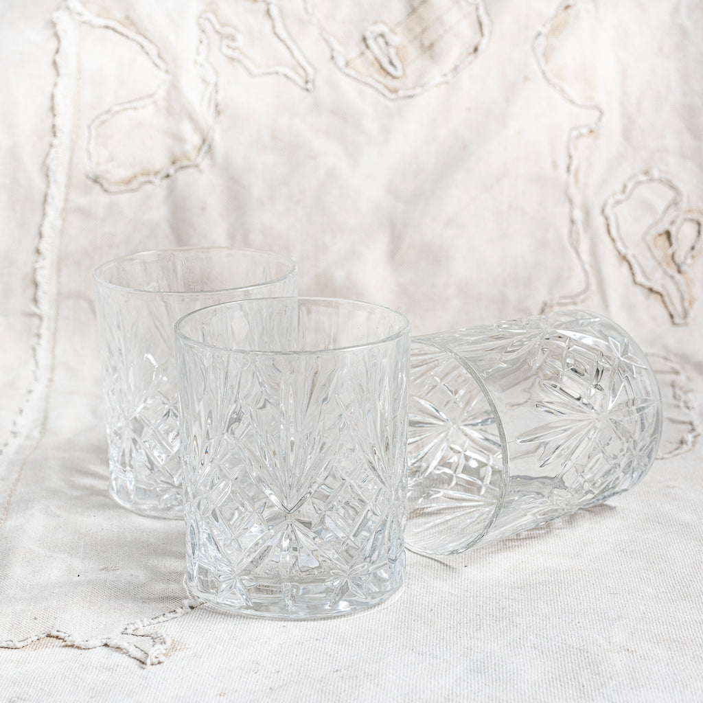 Italian Made Lead-Free Crystal Glasses - The Lost + Found Department