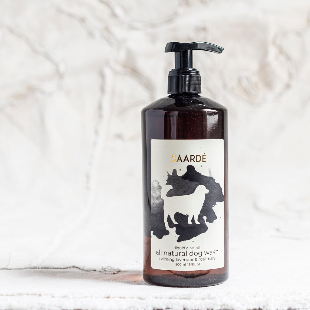 Dog Wash - Liquid Olive Oil All Natural - The Lost + Found Department