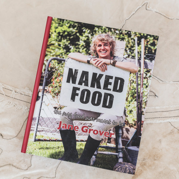 Jane Grover - Naked Food