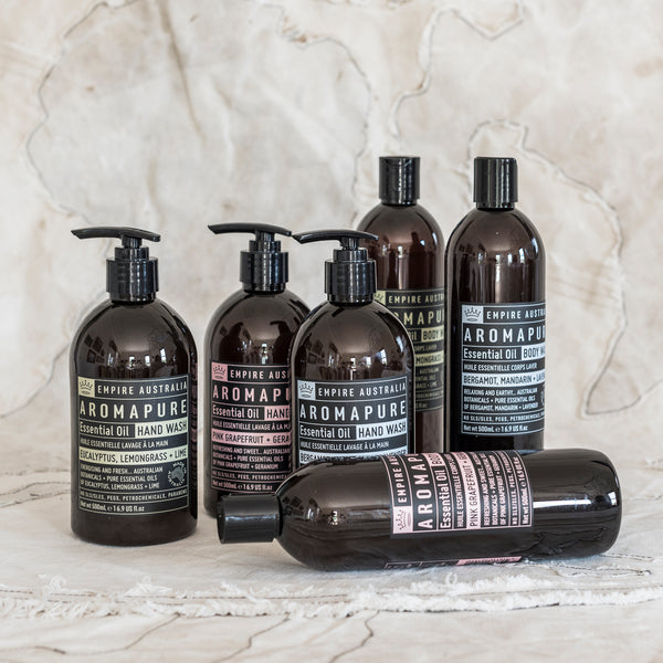 Empire Hand and Body Washes