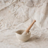 Mortar and Pestle - Porcelain