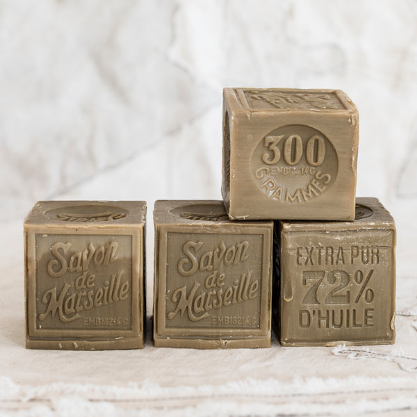 French Natural Vegetable Oil Soaps