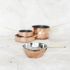 Copper Mini Pans