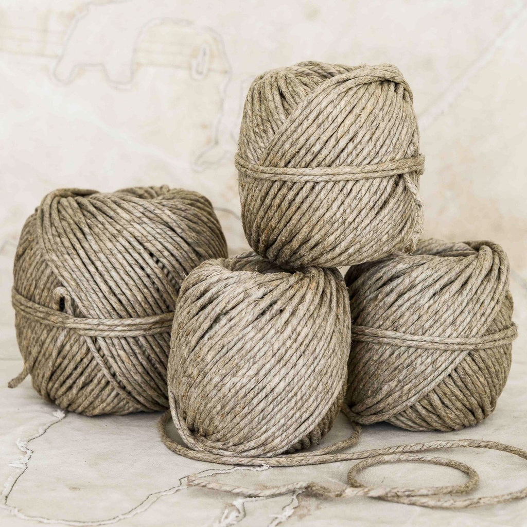 French Linen String