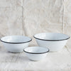 Enamel Mixing Bowl Set