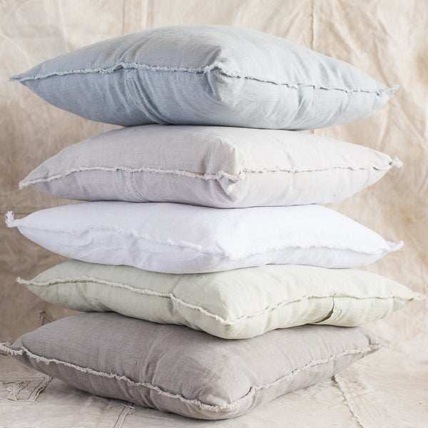 Linen Pillow - Square - The Lost + Found Department