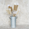Wool Tipped Bottle Brushes