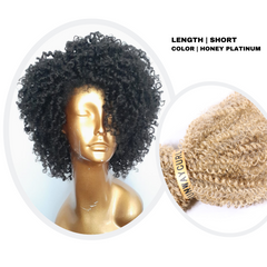 BABY NAPS Custom Twisted Wig
