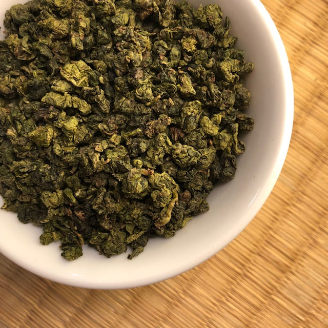 Oolong Tea: Golden Jade (Iron Goddess