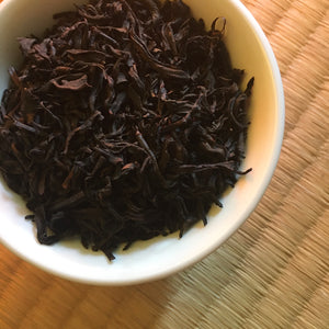 Oolong Tea: Amber Jade (Wu Yi medium roast)