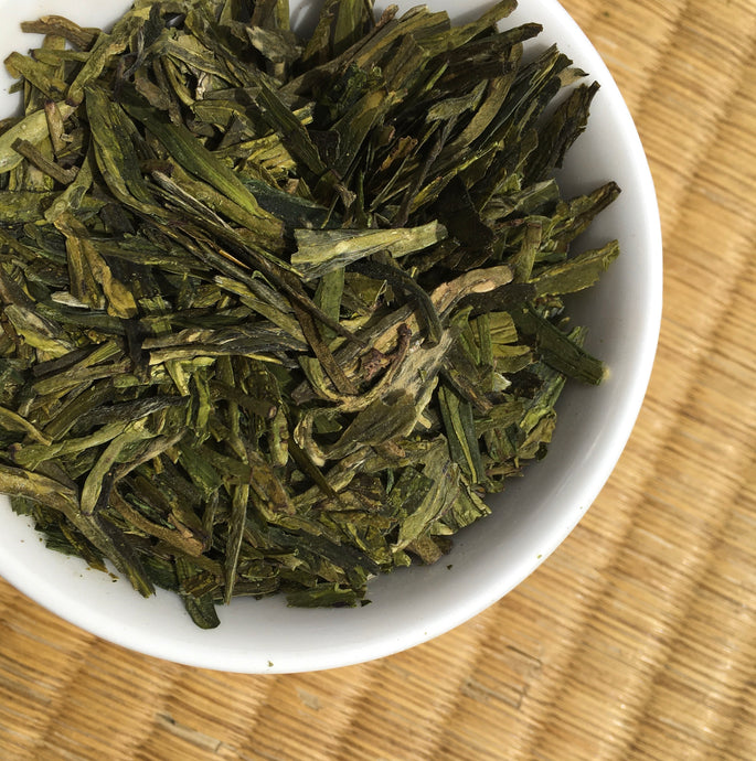 Green Tea: Dragonwell (Long Jing)