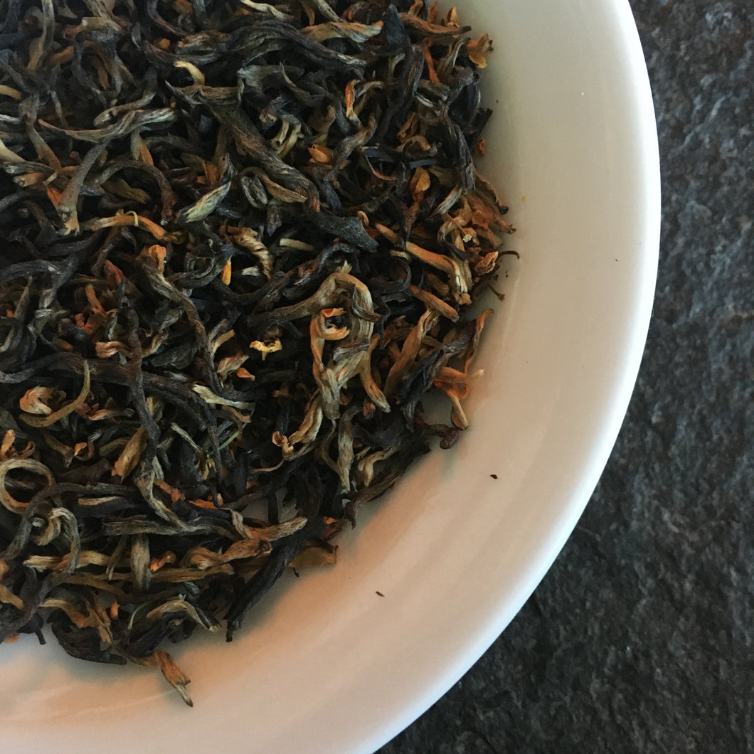 Wild Tree Blend: Osmanthus Black