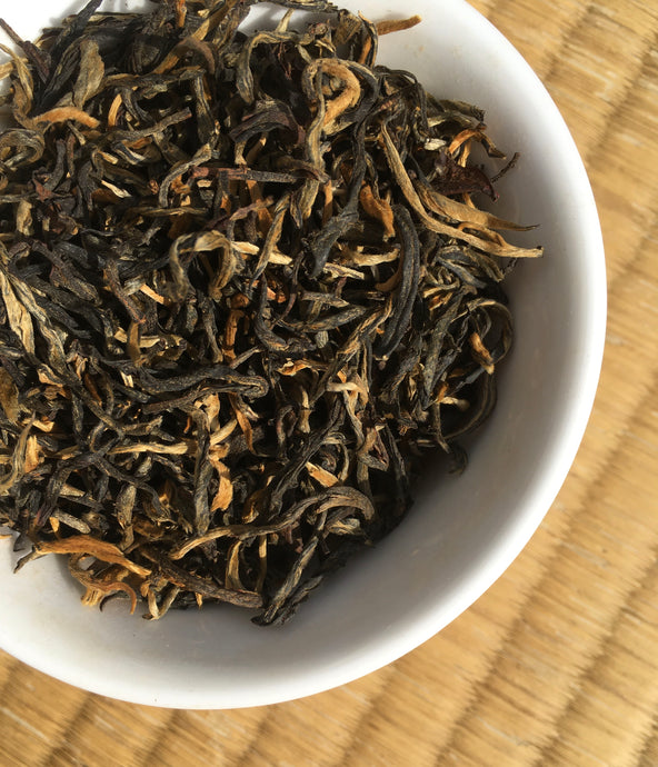 Black Tea: Yunnan Golden Tips